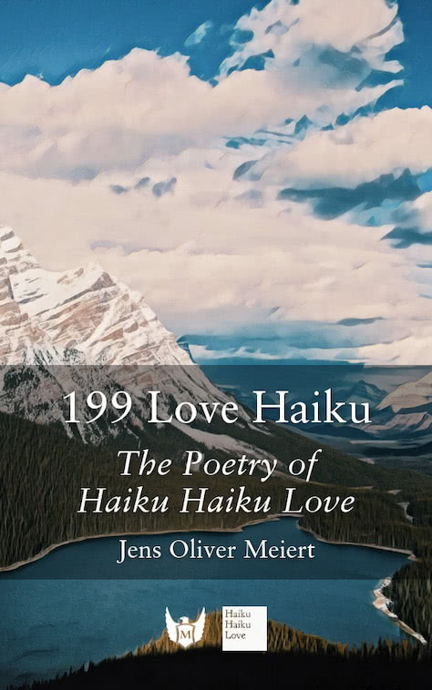 Cover: 199 Love Haiku.