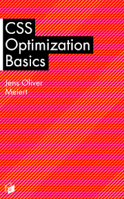 "The cover of ""CSS Optimization Basics."""